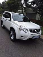 2011 Nissan X-Trail 2.0 dci 4x2 XE R82/R88 6 Speed Manual