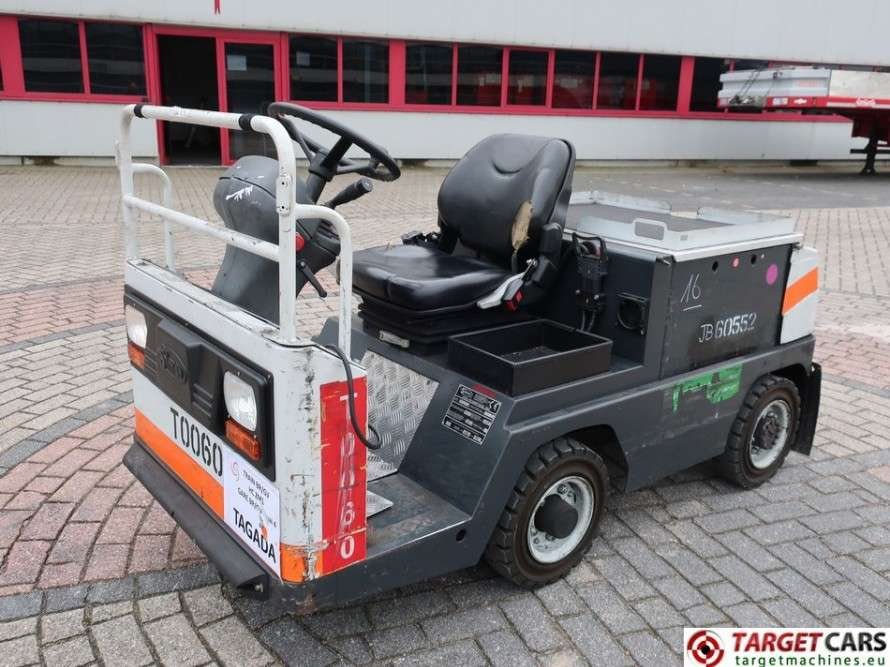 Simai  TE70 IXB Electric Tow Truck Tractor 7000KG48V