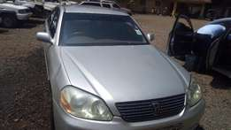 Toyota Mark 2 Grande Regalia well maintained