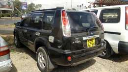 Nissan extrail 2004