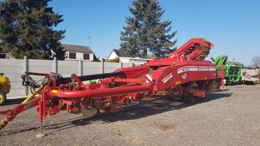 Grimme Gt 170 S Double Multisep - 2015