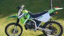 KDX 200 in MINT Condition ( KDX200 )