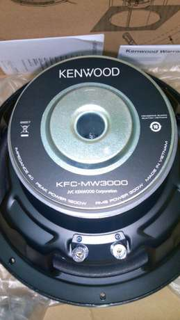 Kenwood 1200watts car subwoofer Nairobi CBD - image 2