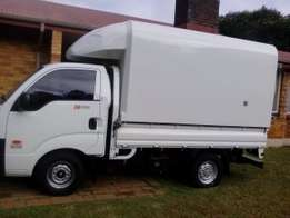 bakkie for delivery