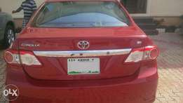 Neatly Used Toyota Corolla 2011 Model Up For Grab