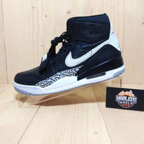 Nike Air Jordan LEGACY 312 BLACK CEMENT 5 rozmiarów nowe