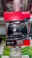 Xbox 360 pad with receiver