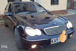 Mercedes C 200 Kompressor in Excellent Condition