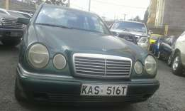 1998 Mercedes-Benz E200 KAS Auto 2litre Petrol triple three Engine