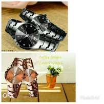 Lovers pair Wristwatch