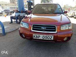 Subaru forester Crossport