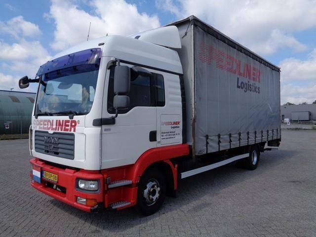 MAN TGL 12.210 4X2 BL, Aut., NL Truck, TOP! - 2008
