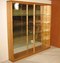 "CABINETS ,Quality Custom made ""Display Cabinets, - Best prizes!"