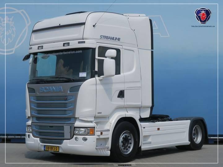 Scania R410 LA4X2MNA | Diff lock - 2014
