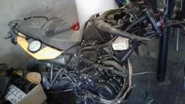 Motorcycles spares