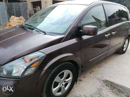 Very clean Nissan Quest, 2006 Model