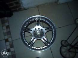 17 rims with out tyres