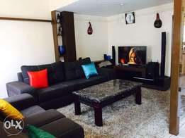 take a vacation to Kenya and stay in this fully furnished apartment