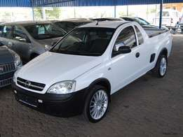 Opel Corsa Utility1.4 for sale R35000