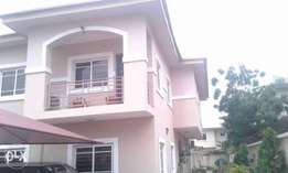 Lovely Semi Detached 4 Bedroom Duplex at VGC - N80m