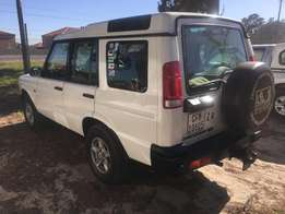 2002 Land Rover Discovery II TD5 2.5D Auto