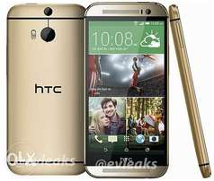 Htc one m8 quick sale 3months old