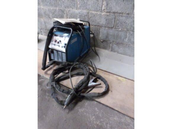SAF Prestotig 200 AC/DC welding equipment for sale by auction