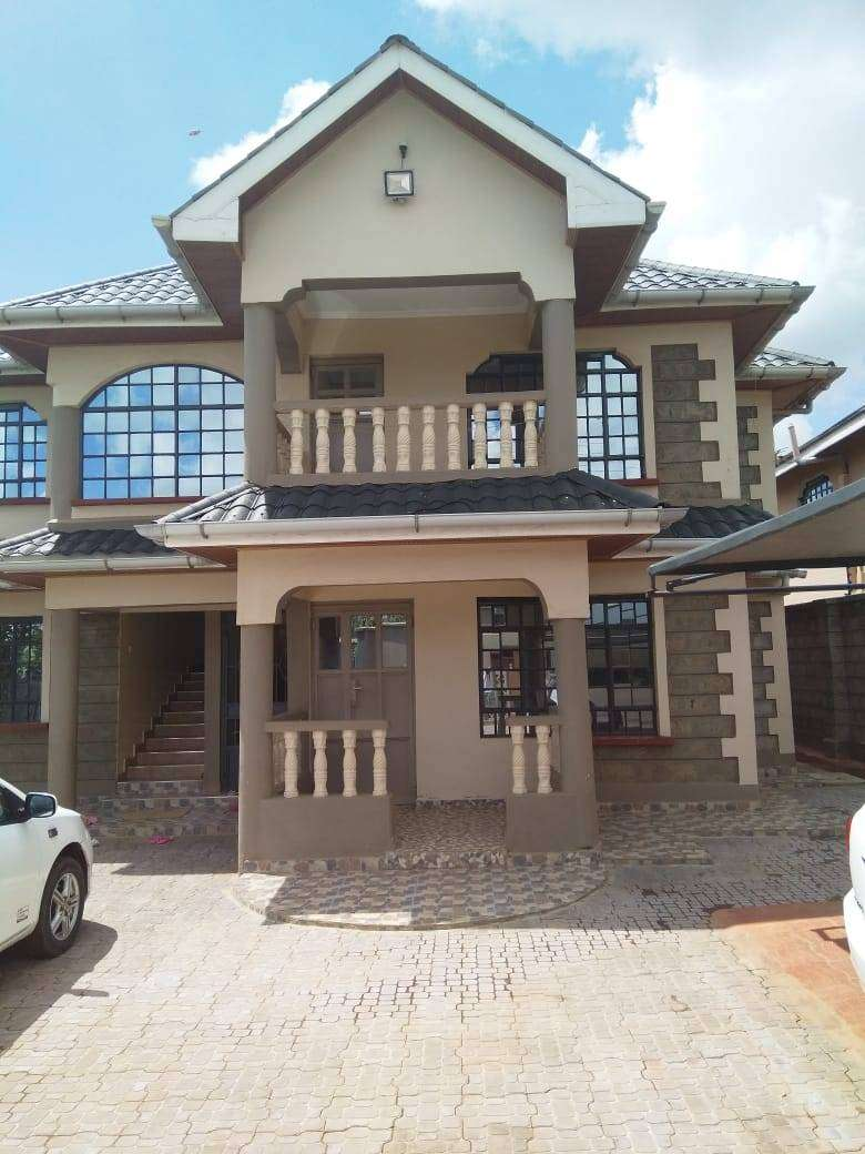 A modern 3 bedroom maisonette in juja highpoint 300 mtrs off thika rd