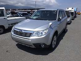 Subaru Forester excellent condition silver colour Deal of the week
