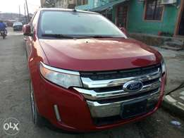 Foreign used Ford Edge 2012