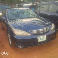 Few Month Nigeria-Used Toyota Camry 2005, LE, Very OK