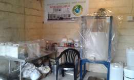 detergent manufacturing business for sale