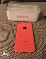 iPhone 5c very clean like new