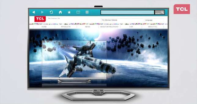TCL 32 inch smart TV Nairobi CBD - image 3