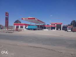 Petrol station for lease