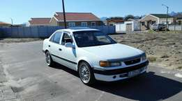 Toyota corolla 20valve good condition with mags for R34 995 neg