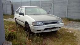 Ford body on wheels for sale