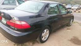 Honda accord 2000 model known as baby boy