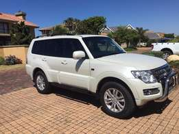 2016 Mitsubishi Pajero Legend II LWB with built in Tom-Tom, 0nly 13300
