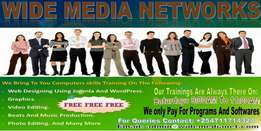 Wide Media Training Sessions