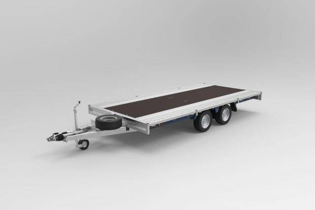 Cargo Connect Universalanhänger 475 3442, 4000 x 2100 mm,