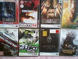 Pc games for sale/swop