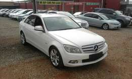 2008 Mercedes Benz C200 automatic call khalick