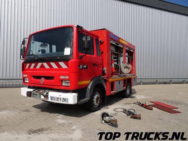 Renault S 180 Midliner, Calamiteiten truck, Electricity aggregate... - 2000