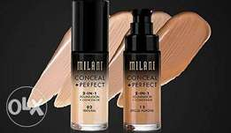 Milani 2 in 1 foundation and concealer