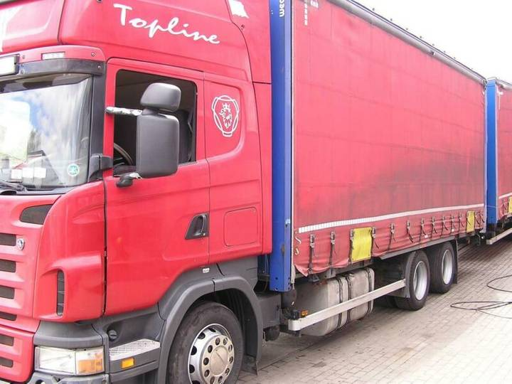 Scania R 420 LB6x2MLB - 2006