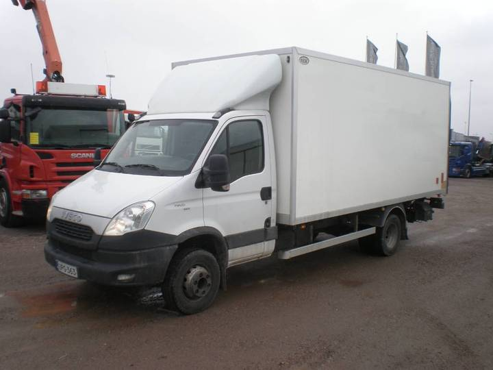 Iveco Daily 70 C 17 - 2012