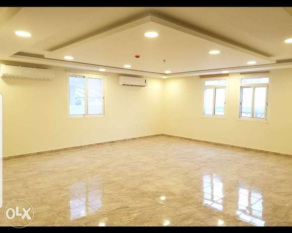 wonderful 2 BHK apartment in saar semi furnished