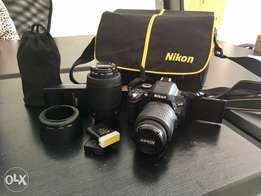 Nikon D5100 for sale - great condition