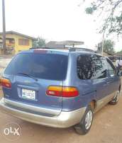 A complete First Body 2001 Toyota Sienna auto gear for sales